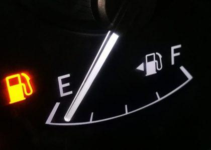 Carflix - Consumo de Combustível